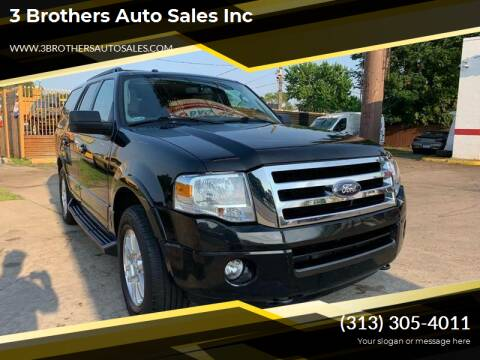 2014 Ford Expedition for sale at 3 Brothers Auto Sales Inc in Detroit MI