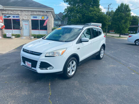 2013 Ford Escape for sale at Scotts Tyler Auto Sales in Wilmington IL