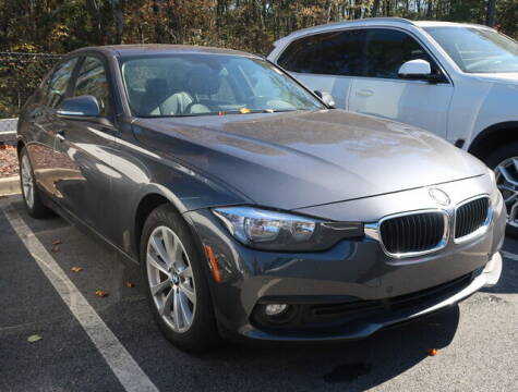 2017 BMW 3 Series for sale at Southern Auto Solutions - Georgia Car Finder - Southern Auto Solutions - BMW of South Atlanta in Marietta GA