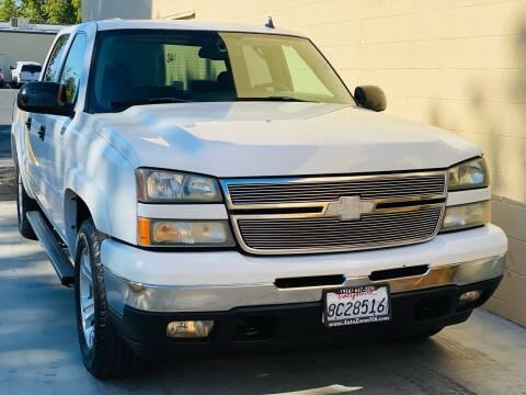 2006 Chevrolet Silverado 1500 for sale at Auto Zoom 916 Rancho Cordova in Rancho Cordova CA