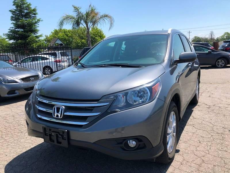 2014 Honda CR-V for sale at Moun Auto Sales in Rio Linda CA