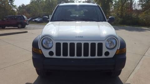 2006 Jeep Liberty for sale at Nationwide Auto Works in Medina OH