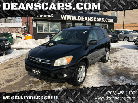 2007 Toyota RAV4 for sale at DEANSCARS.COM in Bridgeview IL