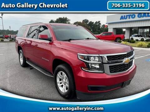 2015 Chevrolet Suburban for sale at Auto Gallery Chevrolet in Commerce GA