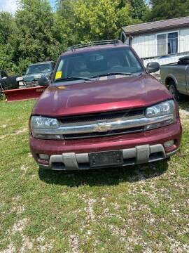 2005 Chevrolet TrailBlazer EXT for sale at New Start Motors LLC - Rockville in Rockville IN