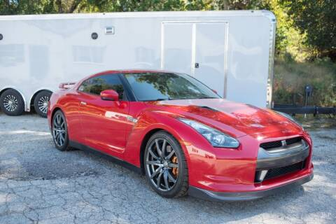 2010 Nissan GT-R for sale at PA Motorcars in Conshohocken PA