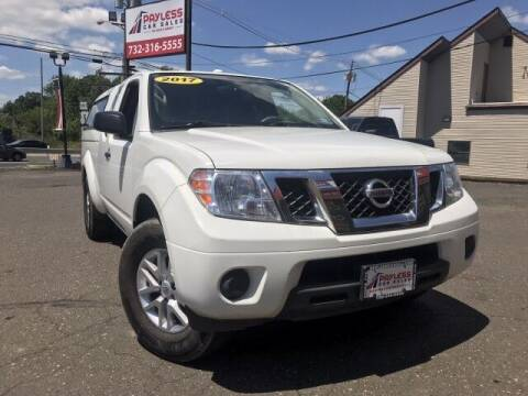 2017 Nissan Frontier for sale at Payless Car Sales of Linden in Linden NJ