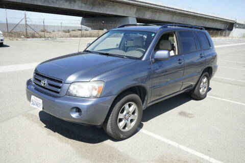 2006 Toyota Highlander for sale at Sports Plus Motor Group LLC in Sunnyvale CA