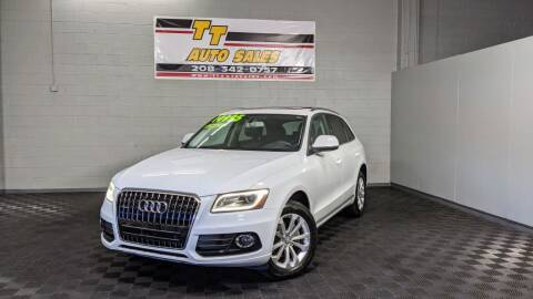 2013 Audi Q5 for sale at TT Auto Sales LLC. in Boise ID