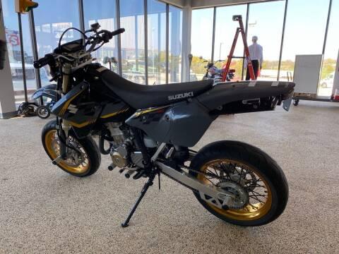 2016 Suzuki DRZ400SM for sale at N Motion Sales LLC in Odessa MO