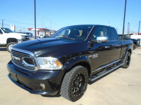2016 RAM Ram Pickup 1500 for sale at Premier Foreign Domestic Cars in Houston TX