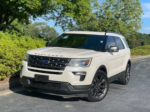 2018 Ford Explorer for sale at William D Auto Sales in Norcross GA