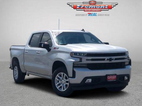 2020 Chevrolet Silverado 1500 for sale at Rocky Mountain Commercial Trucks in Casper WY