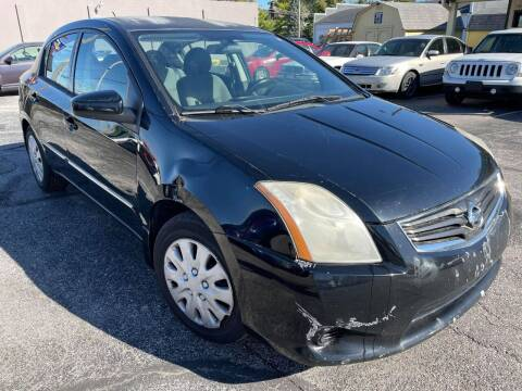 2011 Nissan Sentra for sale at speedy auto sales in Indianapolis IN