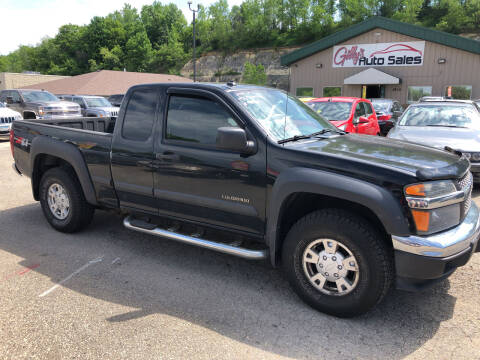 2004 Chevrolet Colorado for sale at Gilly's Auto Sales in Rochester MN