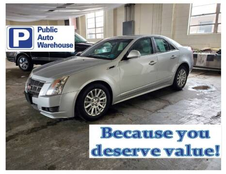 2011 Cadillac CTS for sale at Public Auto Warehouse in Pekin IL