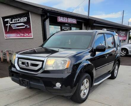 2010 Honda Pilot for sale at Fletcher Auto Sales in Augusta GA