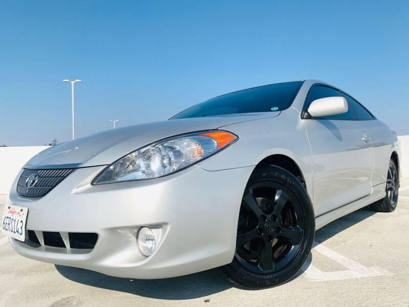 2005 Toyota Camry Solara for sale at Empire Auto Sales in San Jose CA