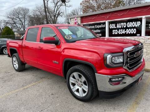 2016 GMC Sierra 1500 for sale at GOL Auto Group in Austin TX