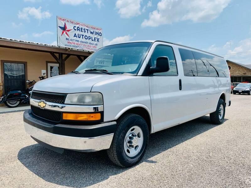 2014 Chevrolet Express Passenger for sale in San Antonio, TX