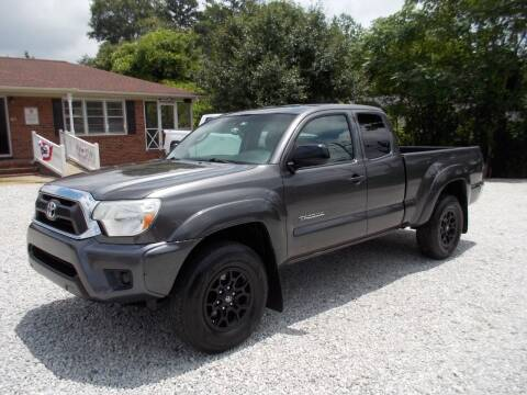 2013 Toyota Tacoma for sale at Carolina Auto Connection & Motorsports in Spartanburg SC