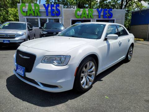 2018 Chrysler 300 for sale at Car Yes Auto Sales in Baltimore MD