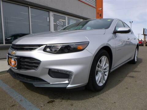 2016 Chevrolet Malibu for sale at Torgerson Auto Center in Bismarck ND