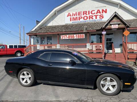 2013 Dodge Challenger for sale at American Imports INC in Indianapolis IN