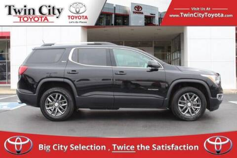 2017 GMC Acadia for sale at Twin City Toyota in Herculaneum MO