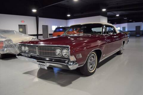 1968 Ford Galaxie for sale at Jensen's Dealerships in Sioux City IA