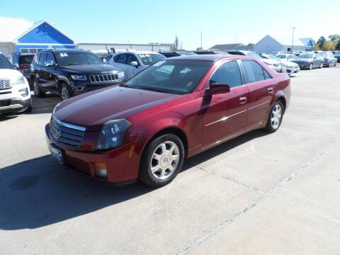 2003 Cadillac CTS for sale at America Auto Inc in South Sioux City NE