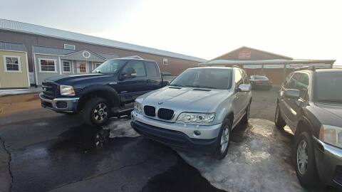 2002 BMW X5 for sale at Cannon Falls Auto Sales in Cannon Falls MN