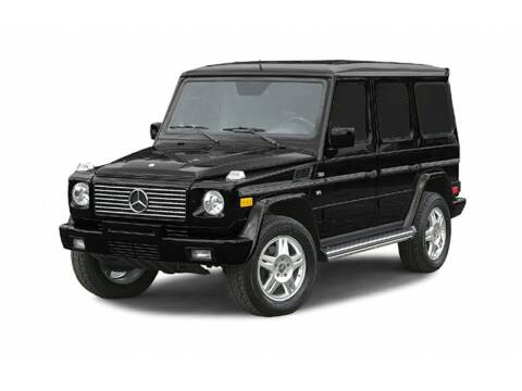 2002 Mercedes-Benz G-Class for sale at St. Croix Classics in Lakeland MN