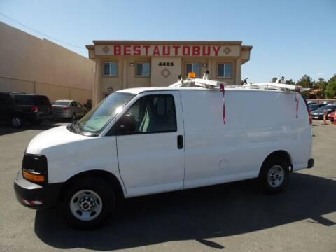 2007 GMC Savana Cargo for sale at Best Auto Buy in Las Vegas NV