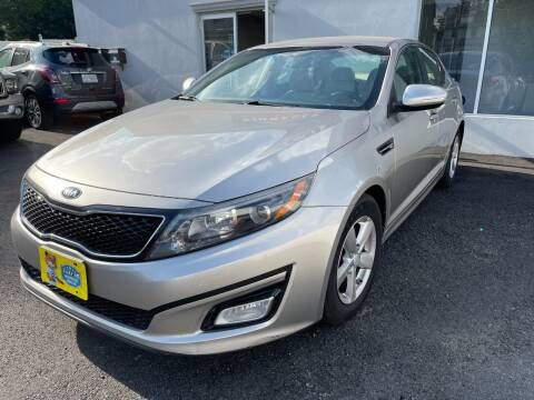 2014 Kia Optima for sale at Jay's Automotive in Westfield NJ