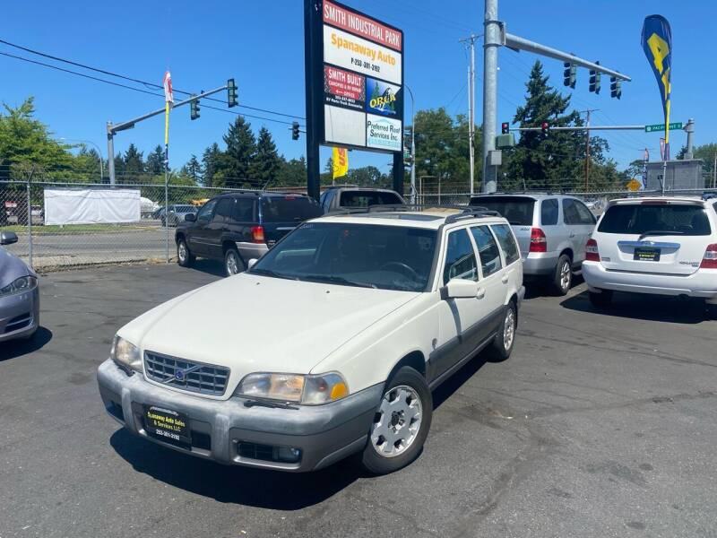 2000 Volvo V70 for sale in Tacoma, WA