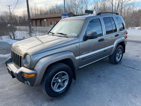 2004 Jeep Liberty for sale at INTERNATIONAL AUTO SALES LLC in Latrobe PA