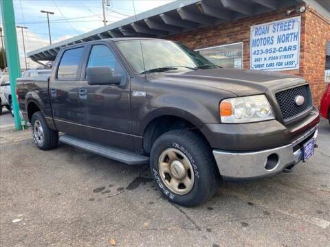 2006 Ford F-150 for sale at PARKWAY AUTO SALES OF BRISTOL - Roan Street Motors in Johnson City TN