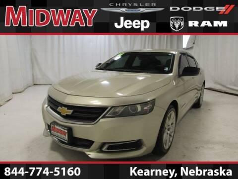 2014 Chevrolet Impala for sale at MIDWAY CHRYSLER DODGE JEEP RAM in Kearney NE