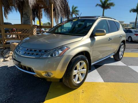 2007 Nissan Murano for sale at D&S Auto Sales, Inc in Melbourne FL