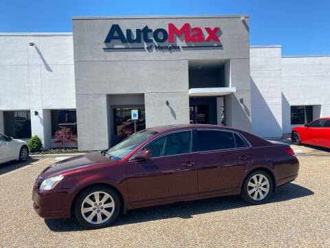 2005 Toyota Avalon for sale at AutoMax of Memphis - Alex Vivas in Memphis TN