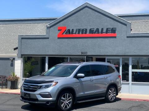 2018 Honda Pilot for sale at Z Auto Sales in Boise ID