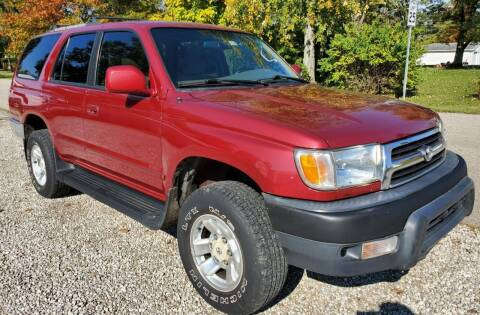 2000 Toyota 4Runner for sale at Knapp Auto Sales in Mansfield OH