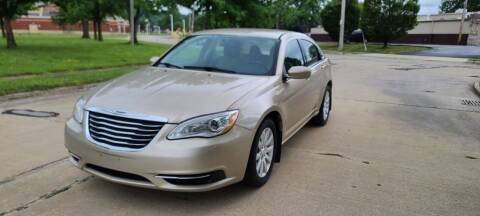 2014 Chrysler 200 for sale at World Automotive in Euclid OH