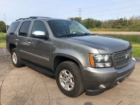 2007 Chevrolet Tahoe for sale at Sunshine Auto Sales in Menasha WI