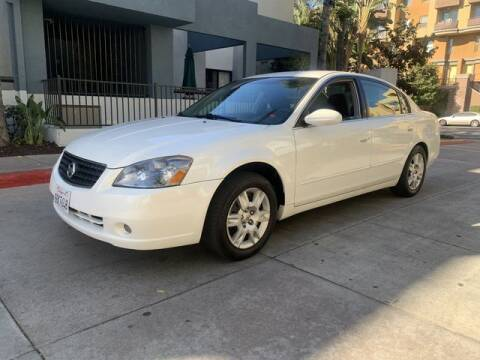 2006 Nissan Altima for sale at Hunter's Auto Inc in North Hollywood CA