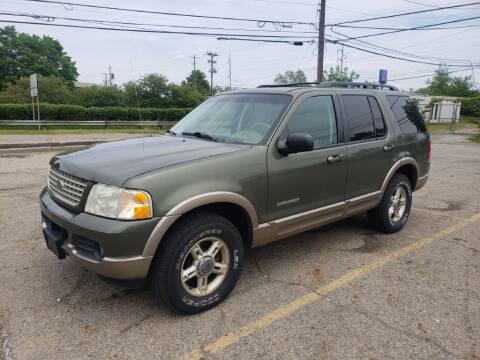 2002 Ford Explorer for sale at REM Motors in Columbus OH