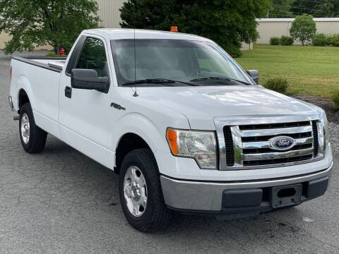 2010 Ford F-150 for sale at ECONO AUTO INC in Spotsylvania VA