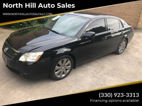 2006 Toyota Avalon for sale at North Hill Auto Sales in Akron OH