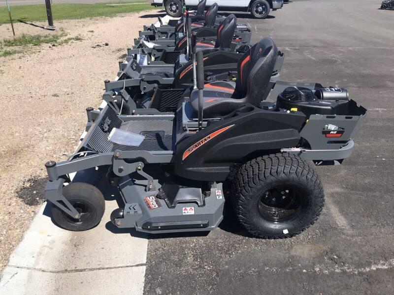 """2021 Spartan RZ 48"""" Briggs & Stratton for sale at Crown Motor Inc in Grand Forks ND"""